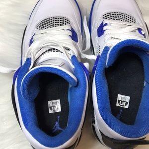 "online store 349ee eddd7 Air Jordan Shoes - AIR JORDAN RETRO 4 ""MOTORSPORT"""